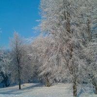 Photo taken at Небо Перми by Оксана Б. on 4/15/2012