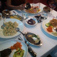 Photo taken at Bern's Steak House by Amanda C. on 5/17/2012