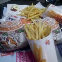 Photo taken at Burger King by jason f. on 8/4/2012