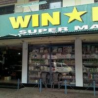 Photo taken at Winfair Supermarket by @pankan_ ™. on 5/8/2012