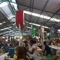 Photo taken at Mercado Benito Juárez by Carlos G. on 5/26/2012