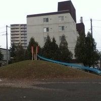 Photo taken at 宮の森ジャンボ公園 by Masquare K. on 4/22/2012