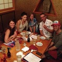 Photo taken at Sushi Zanmai by Bret B. on 7/11/2012