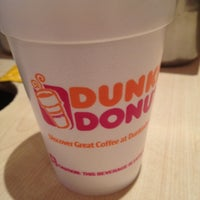 Photo taken at Dunkin' Donuts by Mohamed B. on 9/7/2012