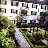 Photo taken at The Nittany Lion Inn by Tiffany B. on 6/13/2012
