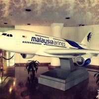 Photo taken at Malaysia Airlines Academy by Nick T. on 9/5/2012