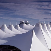 Photo taken at Denver International Airport (DEN) by Anton S. on 6/28/2012