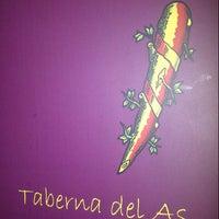 Foto tomada en Taberna del As de Bastos por Lorenzo R. el 8/30/2012
