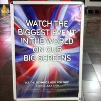 Photo taken at Vue Cinema by Brian S. on 7/21/2012
