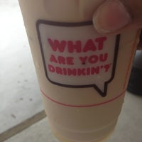 Photo taken at Dunkin' Donuts by Rita L. on 8/8/2012