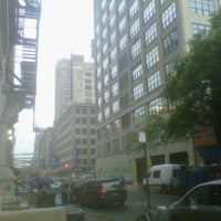Photo taken at Aveda Vandam Lifestyle Salon - New York by Jason W. on 7/20/2012