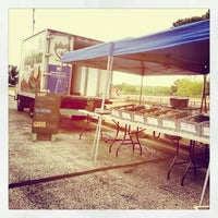 Photo taken at Marlborough Community - Beans&Greens Mobile Market by Eugene on 8/16/2012