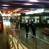 Foto tomada en Estación de Autobuses de Santiago por Iñaki Q. el 2/21/2012