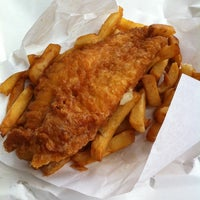 Photo taken at Smiths Authentic British Fish And Chips by BenOh on 6/17/2012