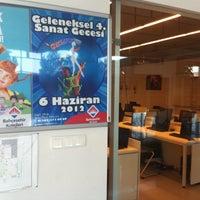 Photo taken at Bahçeşehir Koleji by Samet T. on 9/12/2012