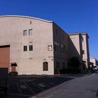 Photo taken at Warner Bros Stage 15 by Lucas M. on 7/22/2012