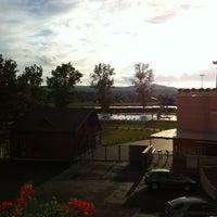Photo taken at Hotel Aquatermal by Rasťo on 6/25/2012