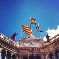 Photo taken at Museu de Cera de Barcelona by Fabio L. on 4/20/2012
