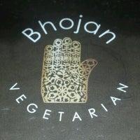 Photo taken at Bhojan Vegetarian Restaurant by Anik J. on 8/5/2012