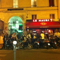 Photo taken at Le Mauri'7 by Gilles V. on 8/16/2012