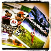 Photo taken at GameStop by Rob O. on 4/7/2012