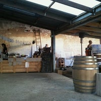 Photo taken at Vinteloper's Urban Winery Project by Taryn T. on 3/20/2012