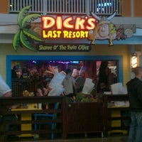 Photo taken at Dick's Last Resort by Eddie B. on 3/10/2012