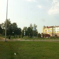 Photo taken at ДК Дубовской by I on 8/27/2012