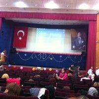 Photo taken at Tekirdağ BB Kültür Merkezi by GHGLN🌻 on 5/23/2012