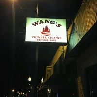 Photo taken at Wang's Chinese Cuisine by Marsha W. on 5/20/2012