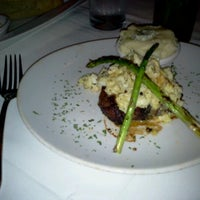 Photo taken at Fleming's Prime Steakhouse & Wine Bar by Lizza P. on 8/8/2012