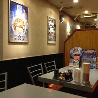Photo taken at らあめん花月嵐 旗の台店 by green moon on 8/24/2012