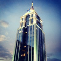 Photo taken at UB City by Harshala on 9/2/2012
