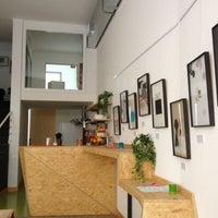 Photo taken at The Hub by Jari O. on 4/10/2012