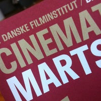 Photo taken at Cinemateket by Martin Buch L. on 3/4/2012