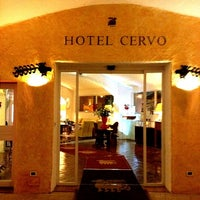 Photo taken at Colonna Park Porto Cervo Hotel North Sardinia by Anastasia on 9/2/2012