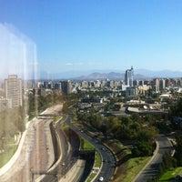 Photo taken at San Cristobal Tower by David B. on 3/3/2012