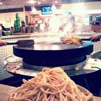 Photo taken at Big Wok Mongolian BBQ by Erika G. on 3/21/2012