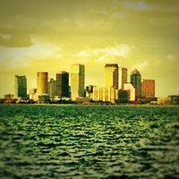 Photo taken at Tampa Bay by Ramsey M. on 3/15/2012