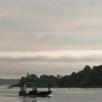 Photo taken at Great Diamond Island Dock by Michael D. on 9/6/2012