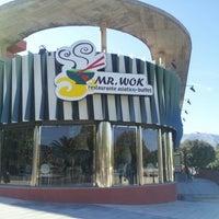 Photo taken at Mr Wok by Jonathan C. on 7/2/2012