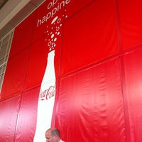 Foto tomada en Coca-Cola Headquarters  por brooks g. el 6/7/2012