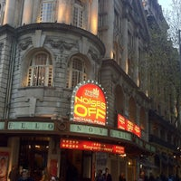 Photo Taken At Novello Theatre By Jedihomer T On 4 11 2012