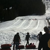 Photo taken at Coca Cola Tubing Hill by Myra C. on 3/15/2012