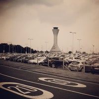 Photo taken at Edinburgh Airport (EDI) by Christer S. on 8/21/2012