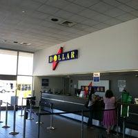 Photo taken at Rental Car Terminal by Don J. on 6/14/2012