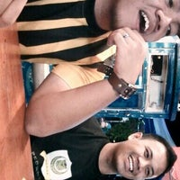 Photo taken at Awe Tomyam & Seafood by Ahmad S. on 3/22/2012
