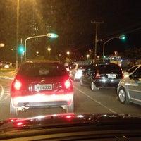 Foto tirada no(a) Avenida Juracy Magalhães Júnior por Cristina D. em 5/2/2012