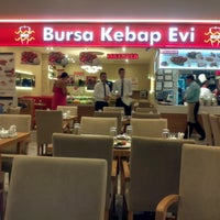 8/9/2012 tarihinde Murat Ş.ziyaretçi tarafından Bursa Kebap Evi'de çekilen fotoğraf