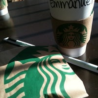 Photo taken at Starbucks by kluzter b. on 5/3/2012